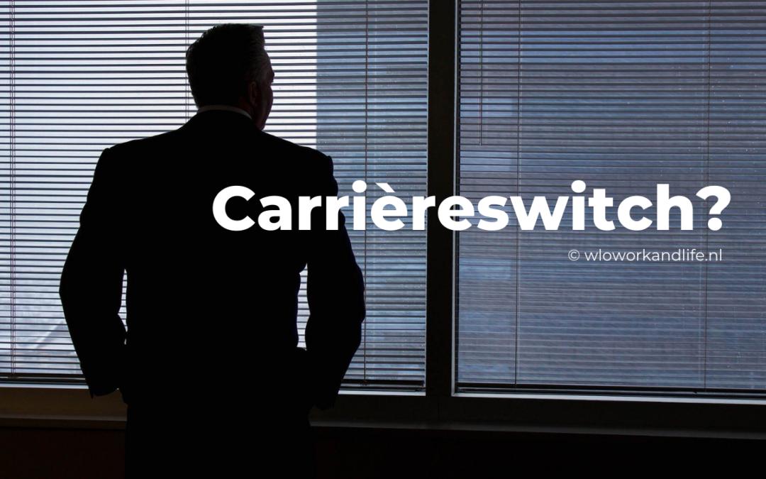 Carrièreswitch: ook nog na je 40e?